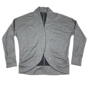 Prana Open Front Cardigan Sweater